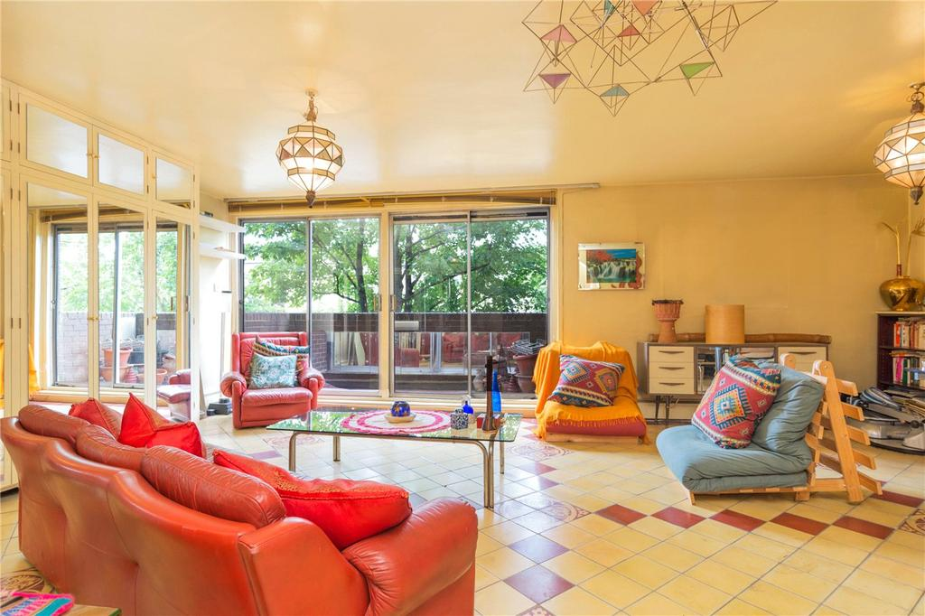 2 Bedrooms Flat for sale in Walham Court, 109-111 Haverstock Hill, Belsize Park, London, NW3