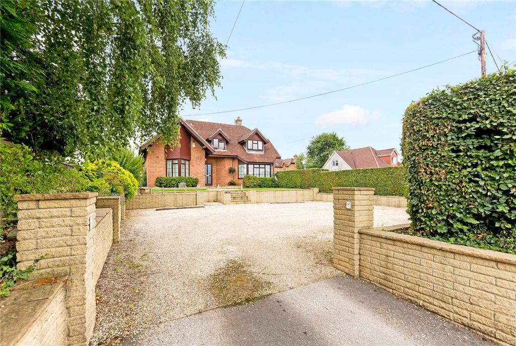 6 Bedrooms Detached House for sale in Lovedon Lane, Kings Worthy, Winchester, Hampshire, SO23