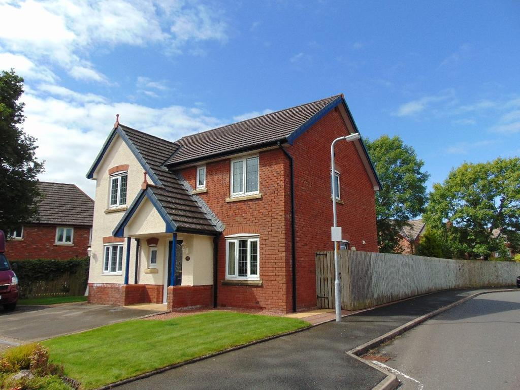 4 Bedrooms Detached House for sale in 157 The Parklands, Cockermouth, CA13 0XJ