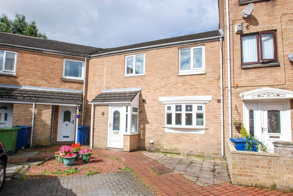 3 Bedrooms Terraced House for sale in Bedale Court, South Shields