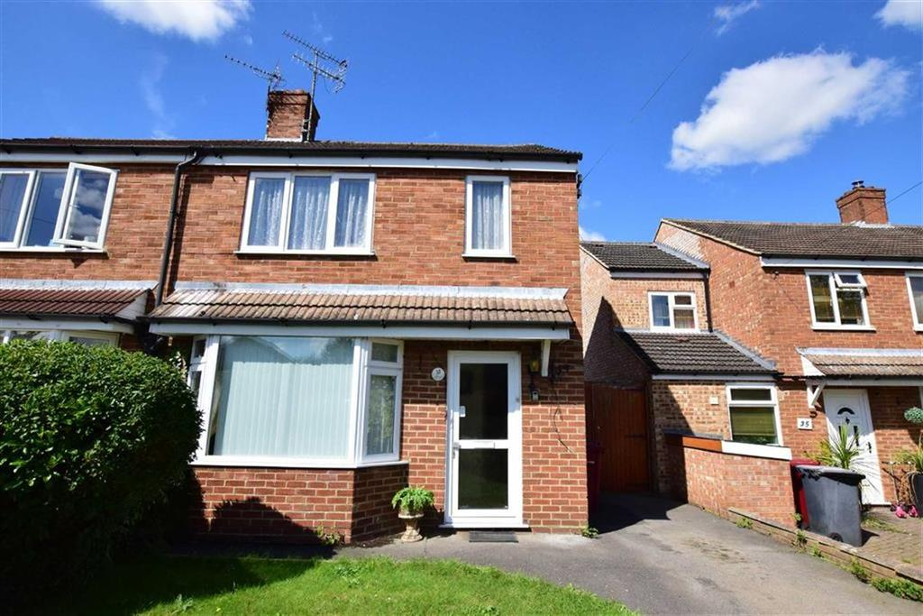 2 Bedrooms Semi Detached House for sale in Hilltop Road, Caversham Heights, Reading