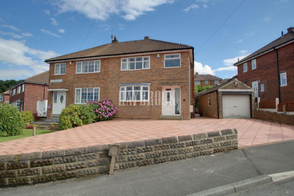 3 Bedrooms Semi Detached House for sale in Far Field Road, Herringthorpe