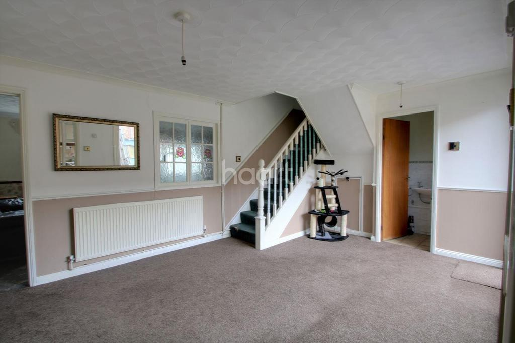 3 Bedrooms Terraced House for sale in Pevensey Close, Basildon