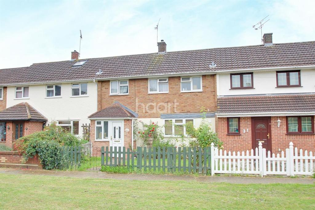 3 Bedrooms Terraced House for sale in Perry Green, Basildon