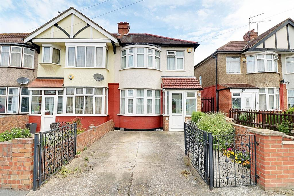 2 Bedrooms End Of Terrace House for sale in Southall