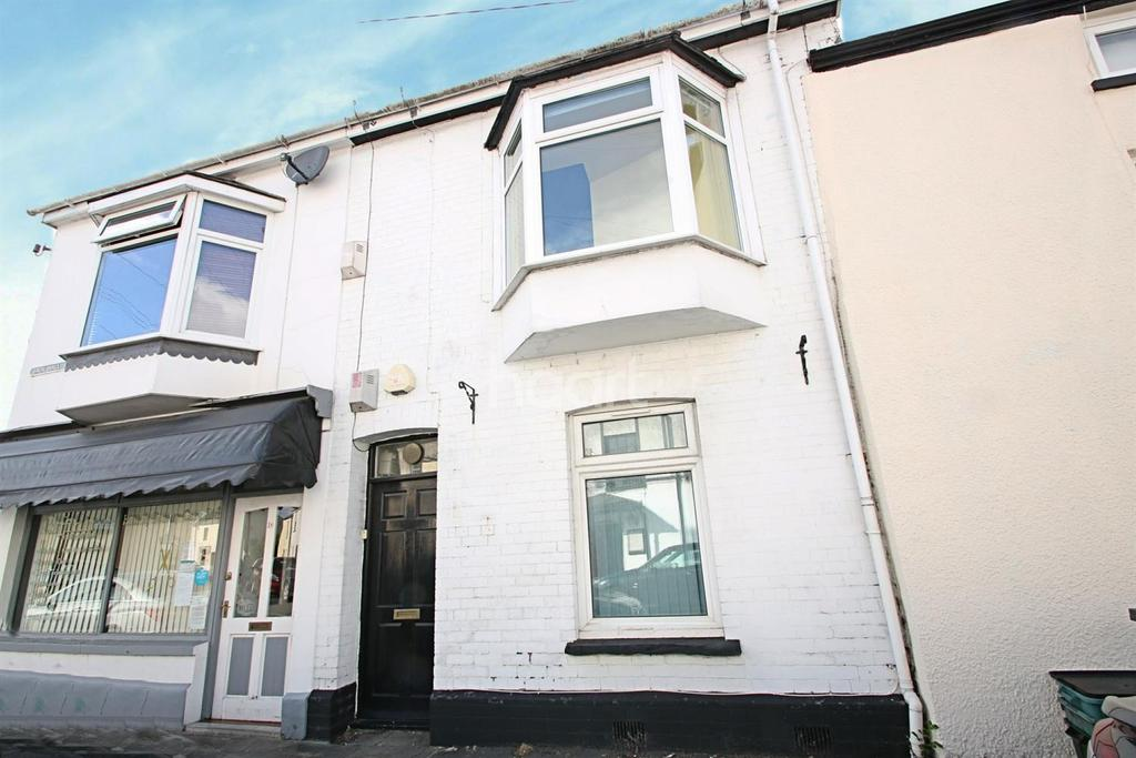 3 Bedrooms Terraced House for sale in Backhall Street, Caerleon, Newport