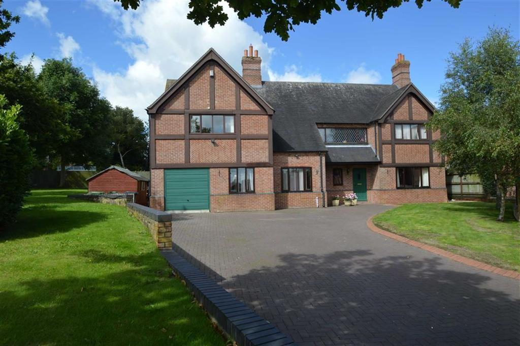 5 Bedrooms Detached House for sale in Portman House, 1, Barns Lane, Marchamley, SY4