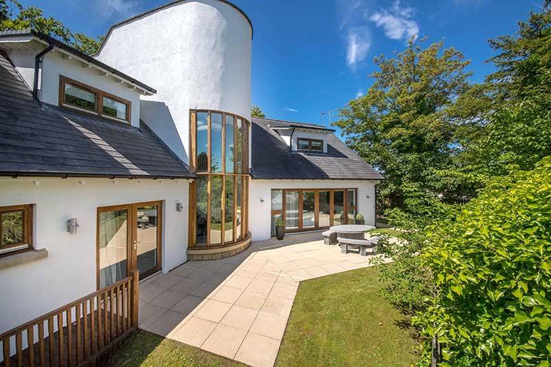 5 Bedrooms Detached House for sale in Braehead Road, Thorntonhall, Glasgow, G74