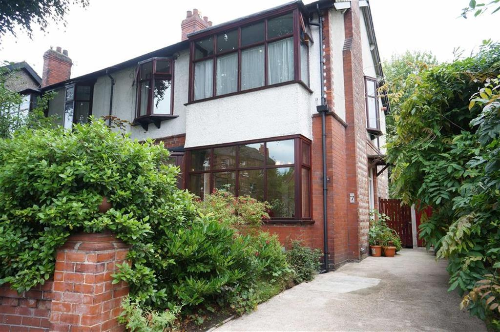 5 Bedrooms Semi Detached House for sale in Hampton Road, Chorlton, Manchester, M21