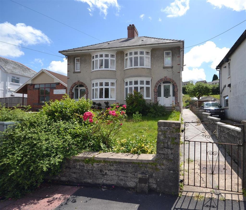 3 Bedrooms Semi Detached House for sale in Coalbrook Road, Pontyberem, Llanelli