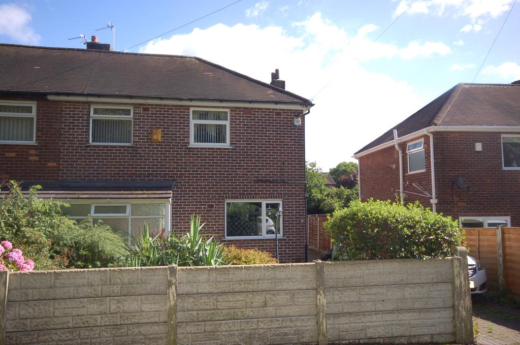 3 Bedrooms Semi Detached House for sale in Firbank Road, Newall Green, Manchester M23
