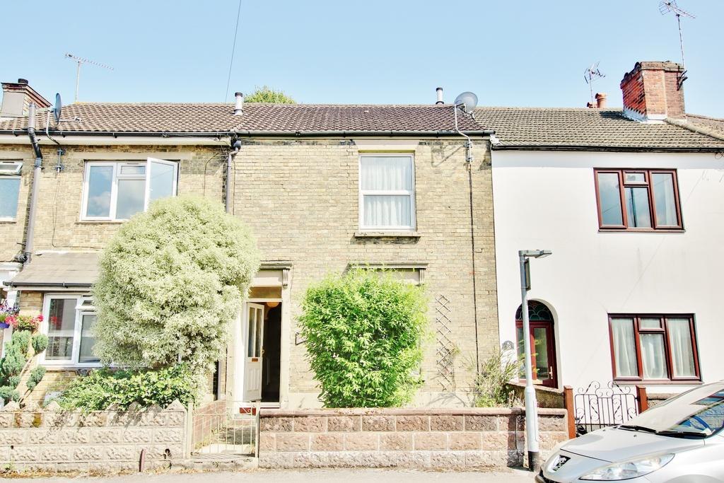 2 Bedrooms Terraced House for sale in Freemantle, Southampton