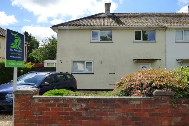 3 Bedrooms Semi Detached House for sale in Fury Avenue, Grimoldby, Louth, LN11