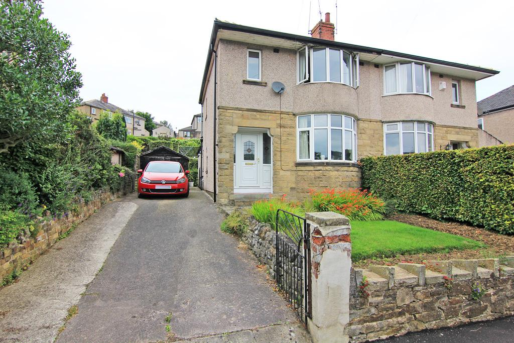 3 Bedrooms Semi Detached House for sale in 47 Regent Drive, Skipton