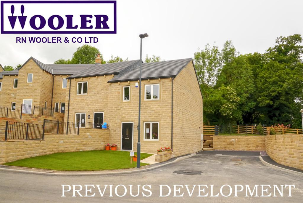 2 Bedrooms Semi Detached House for sale in Plot 4 Town Head Rise, Settle