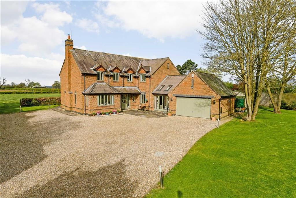 5 Bedrooms Detached House for sale in Norton Lane, Gaulby