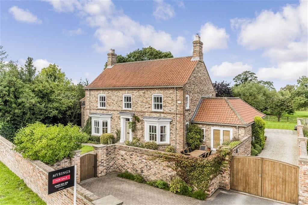 5 Bedrooms Detached House for sale in Boroughbridge Road, Green Hammerton, North Yorkshire