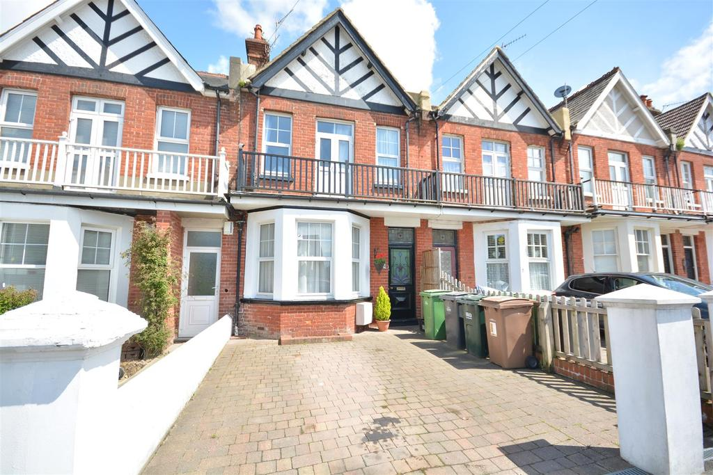 4 Bedrooms Terraced House for sale in Elphinstone Road, Hastings