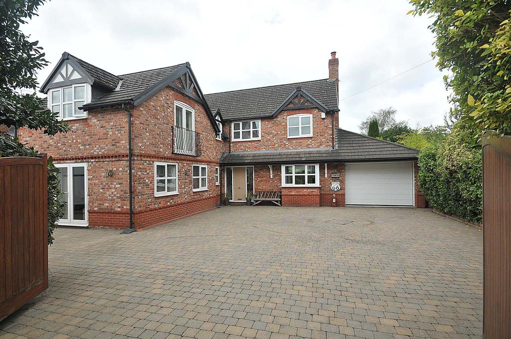 5 Bedrooms Detached House for sale in Moor Lane, WIlmslow