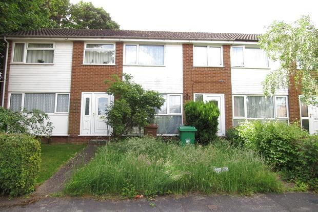 3 Bedrooms Terraced House for sale in Park Close, Sherwood, Nottingham, NG3