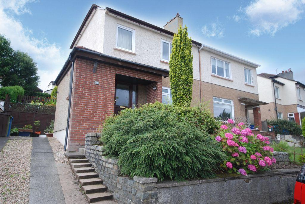 3 Bedrooms Villa House for sale in 52 Whitton Drive, Giffnock, Glasgow, G46 6EG
