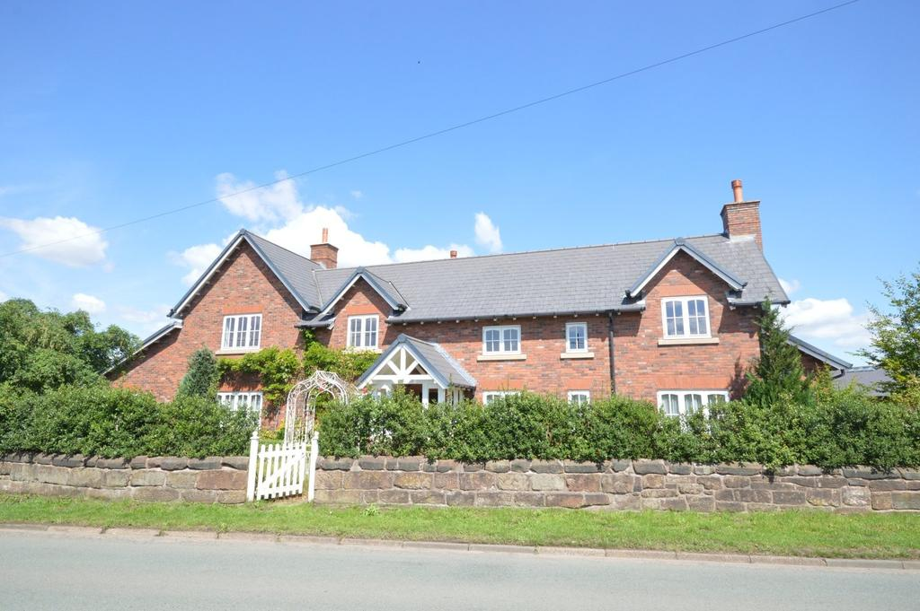 4 Bedrooms Detached House for sale in Cross Farm, Stretton Road, Appleton,
