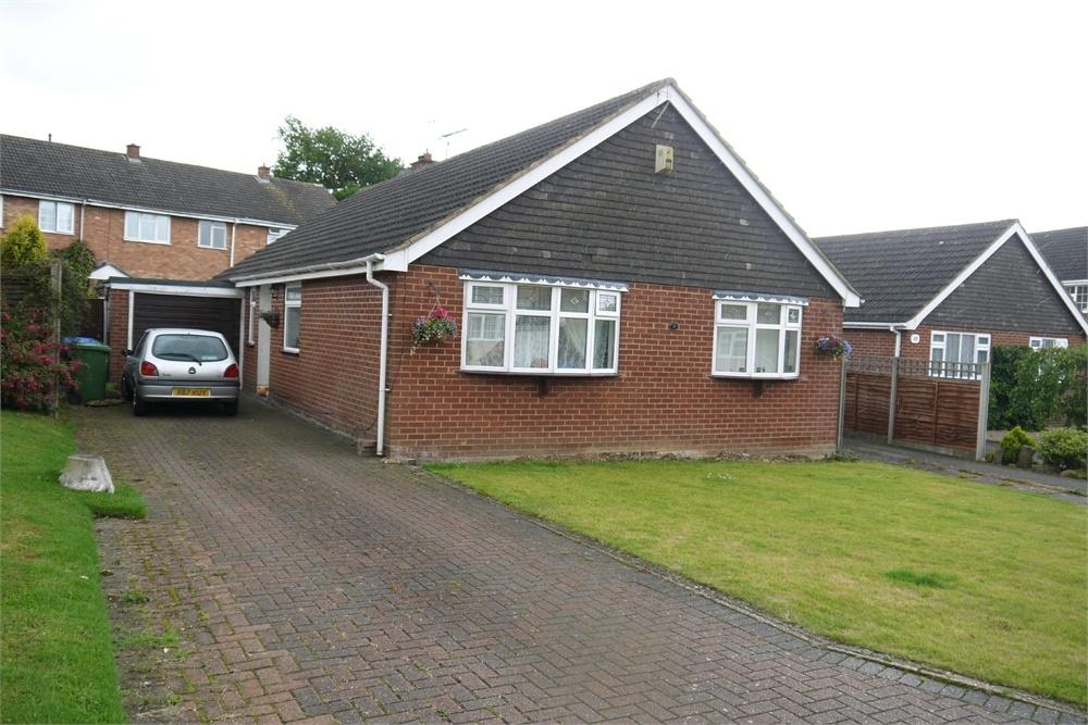 3 Bedrooms Detached Bungalow for sale in Burdett Close, Gilmorton, Lutterworth, Leicestershire