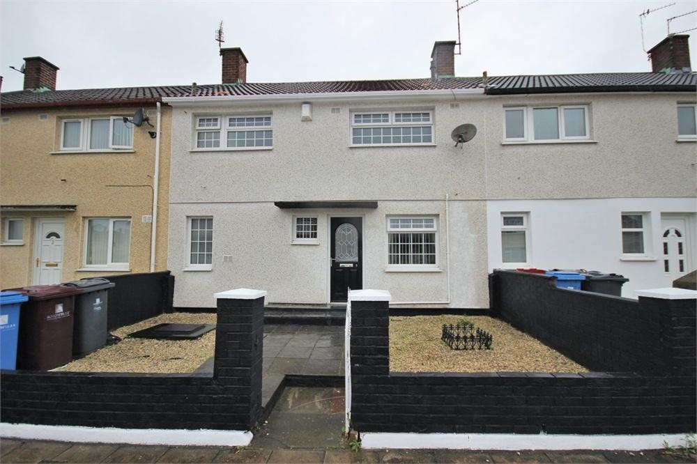 2 Bedrooms Terraced House for sale in Buxted Walk, Liverpool, Merseyside