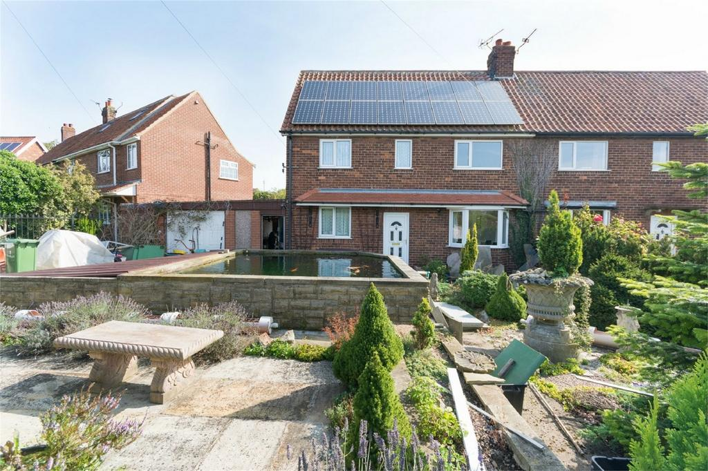 3 Bedrooms Detached House for sale in Manor Drive, Dunnington, YORK