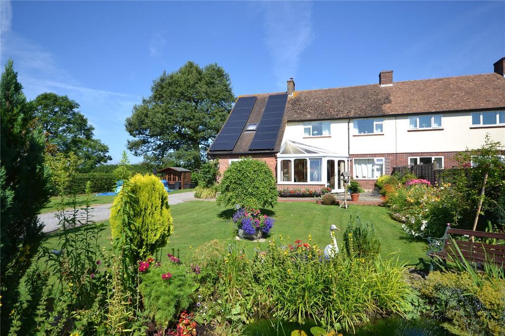 5 Bedrooms Semi Detached House for sale in Buckhorn Weston, Gillingham, SP8