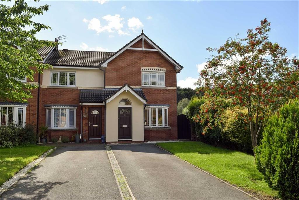3 Bedrooms End Of Terrace House for sale in Westminster Close