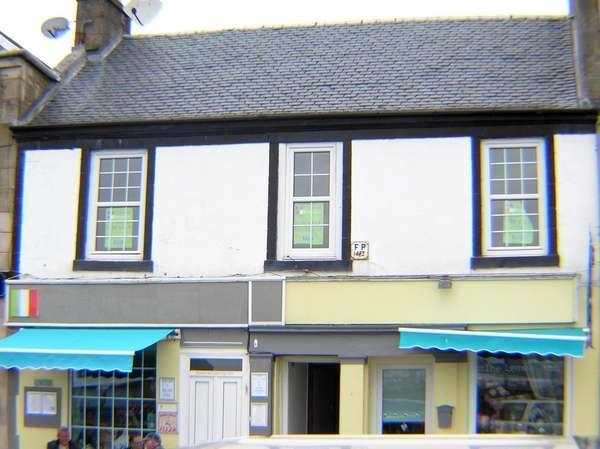 2 Bedrooms Flat for sale in 18 Stuart Street, Millport, Isle of Cumbrae, KA28 0AJ