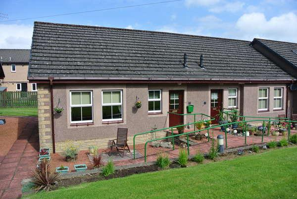2 Bedrooms Terraced Bungalow for sale in 9 Gallowhill Farm Cottages Lesmahagow Road, Strathaven, ML10 6BZ
