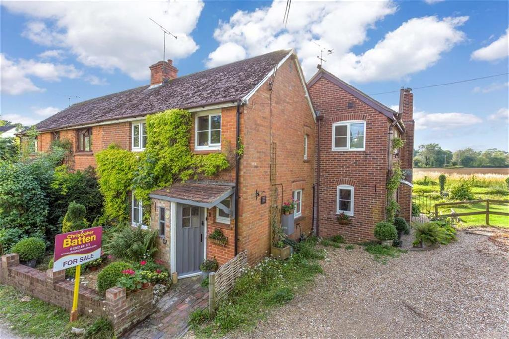 4 Bedrooms Cottage House for sale in Gussage St Michael, Wimborne, Dorset