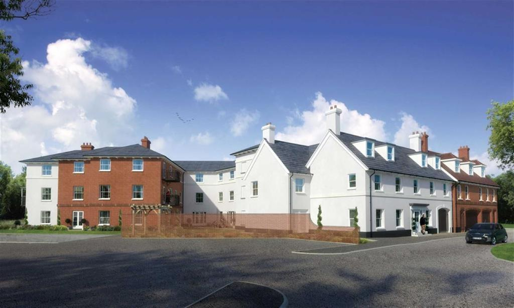 2 Bedrooms Retirement Property for sale in Walford Bridge, Wimborne, Dorset