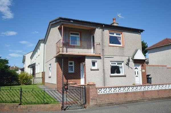 1 Bedroom Flat for sale in 1B Ailsa Gardens, Ardrossan, KA22 7BW