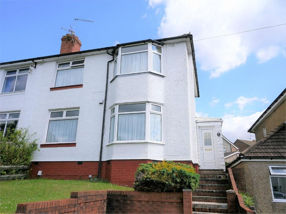3 Bedrooms Semi Detached House for sale in Redlands Road, Penarth