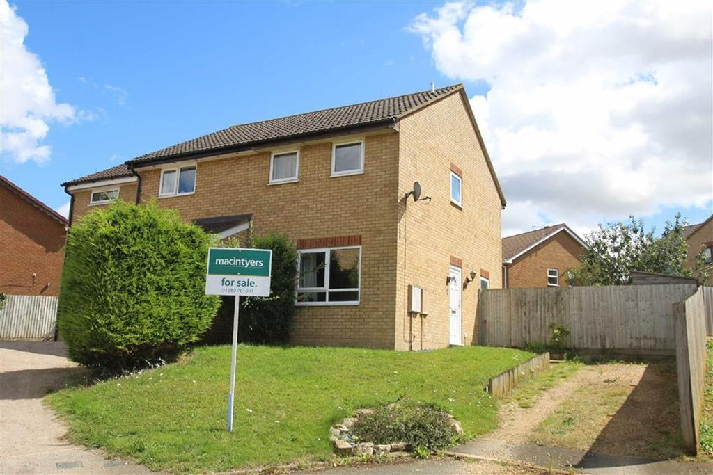 2 Bedrooms End Of Terrace House for sale in 6, Boddington Way, Brackley