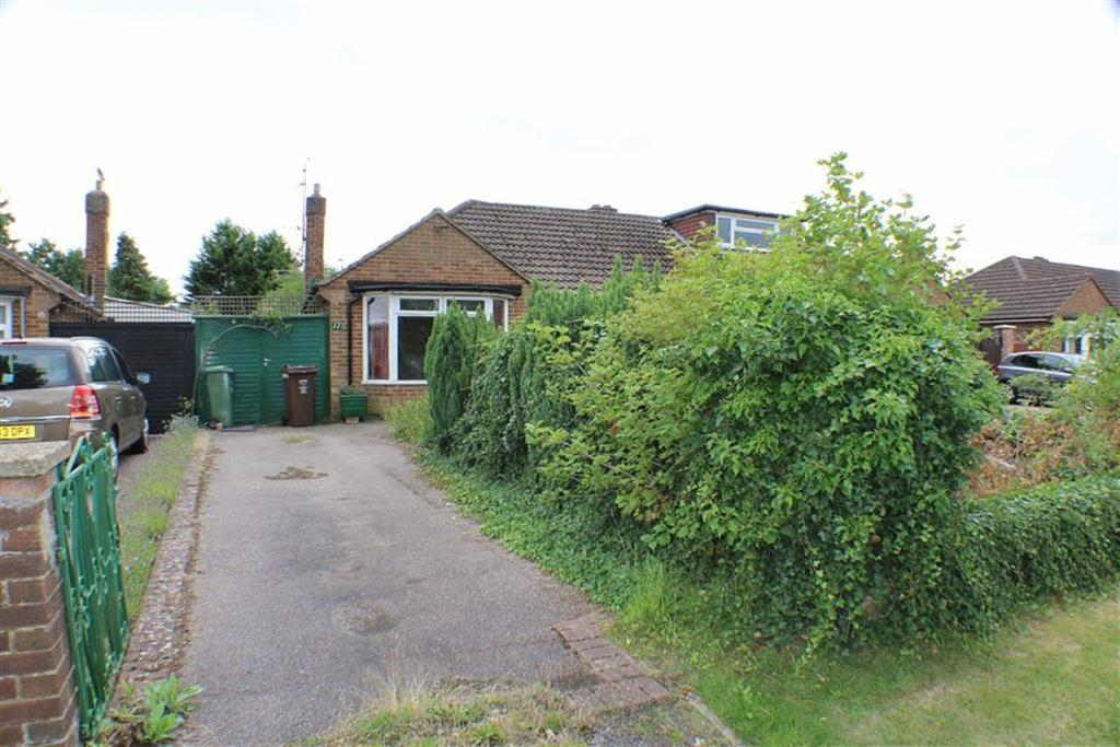 2 Bedrooms Semi Detached Bungalow for sale in Ragged Hall Lane, St Albans, Hertfordshire