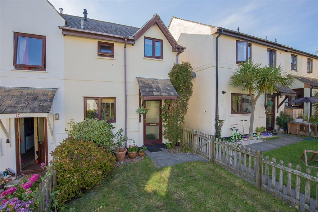 2 Bedrooms Semi Detached House for sale in Manor Court, South Brent, TQ10