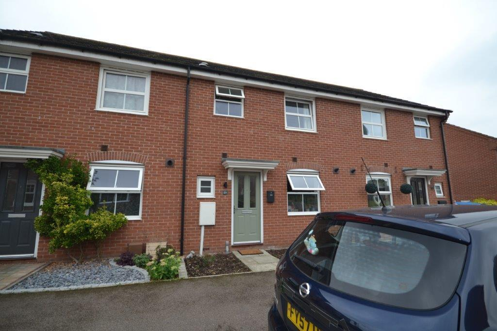 3 Bedrooms Terraced House for sale in Hillside Gardens, Wittering, Peterborough