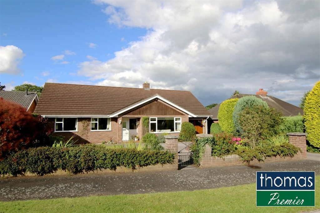 5 Bedrooms Detached Bungalow for sale in Manor Park, Great Barrow