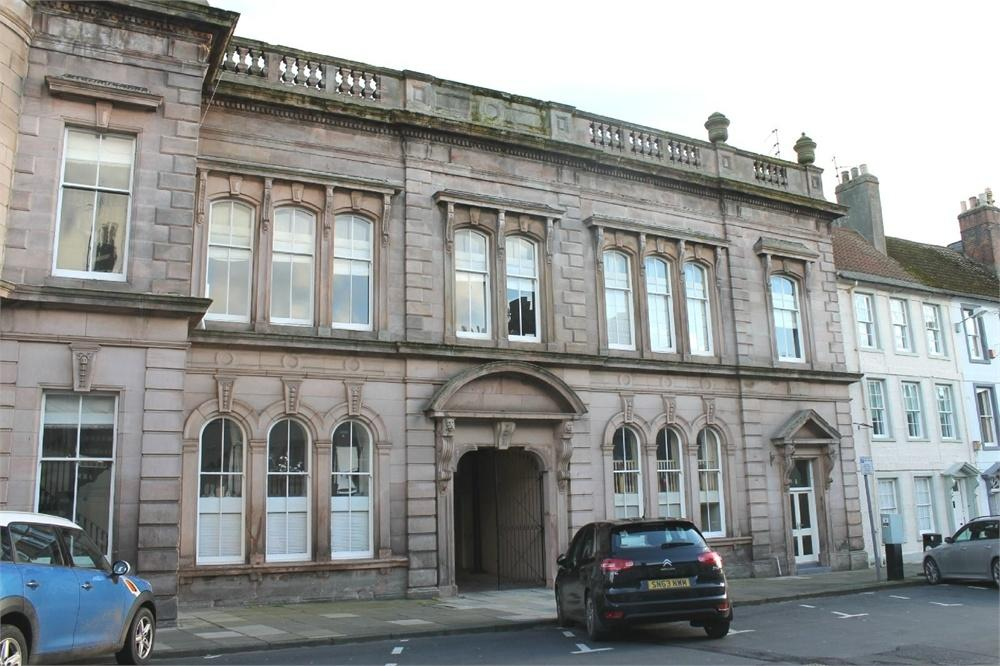 2 Bedrooms Flat for sale in 9 The Old Corn Exchange, Berwick upon Tweed, Northumberland