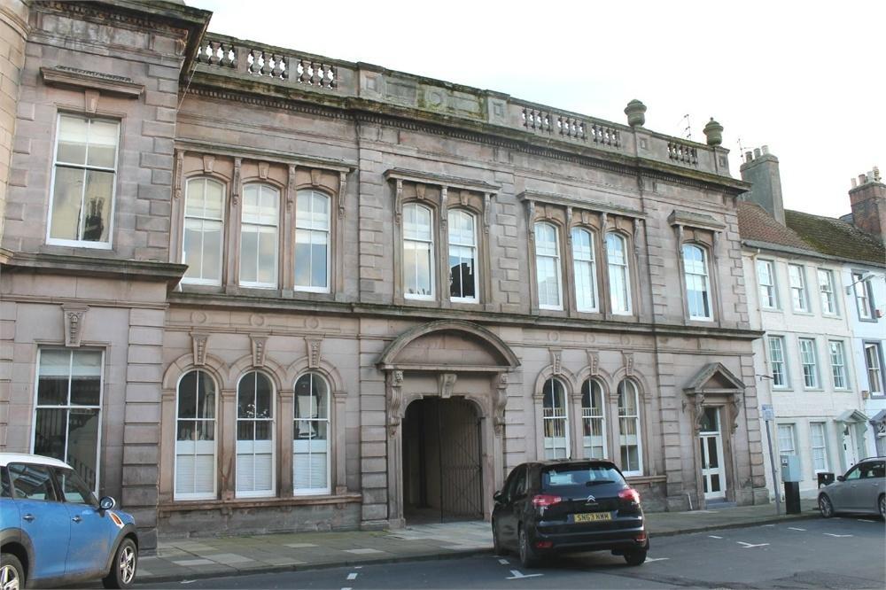2 Bedrooms Flat for sale in 9 The Old Corn Exchange, Berwick upon Tweed, Northumberland