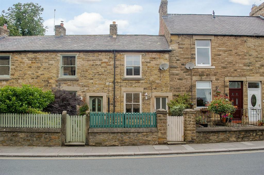 2 Bedrooms Cottage House for sale in Angate Street, Wolsingham, Bishop Auckland, County Durham