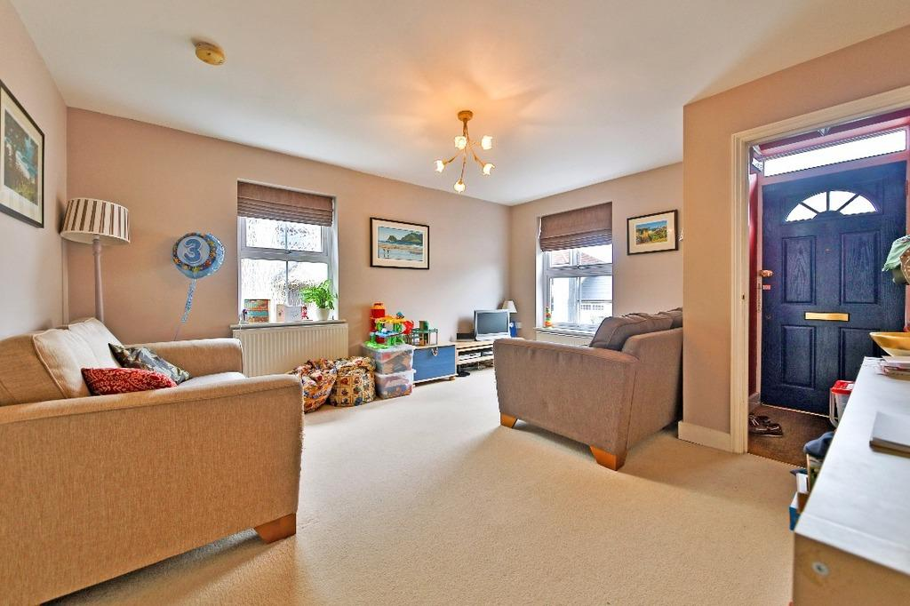 3 Bedrooms End Of Terrace House for sale in West Street Burgess Hill West Sussex RH15