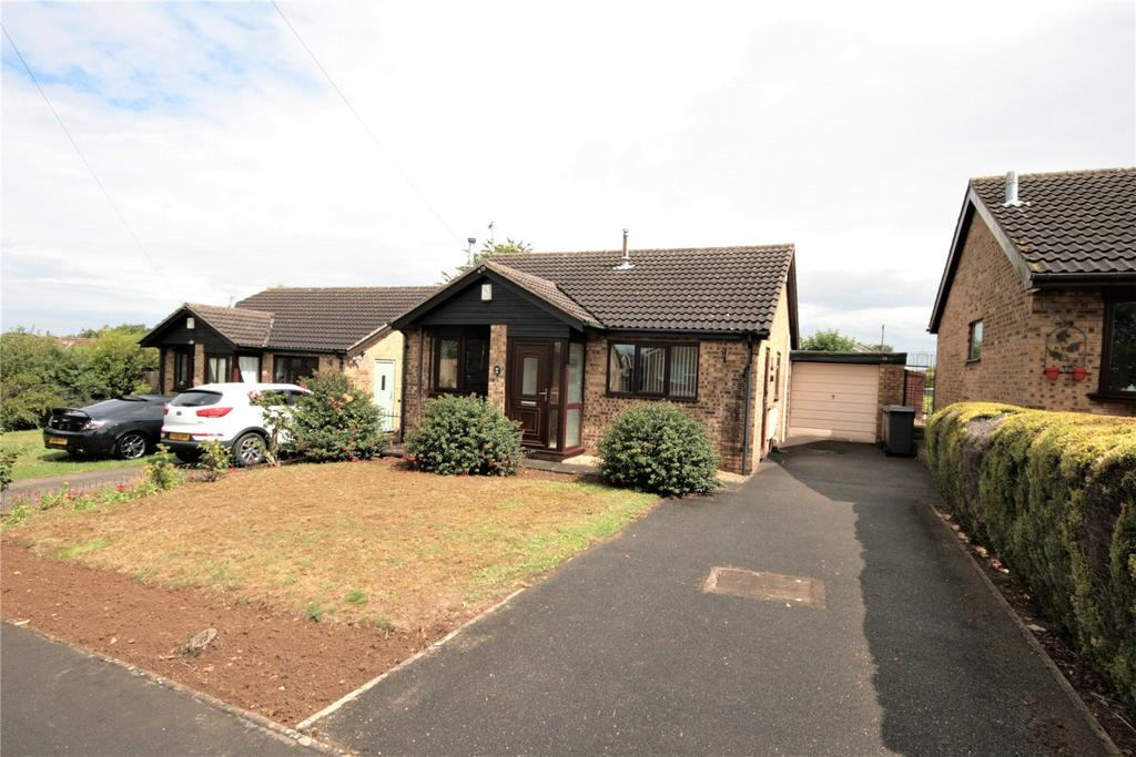 2 Bedrooms Detached Bungalow for sale in Cherry Avenue, Branston, LN4