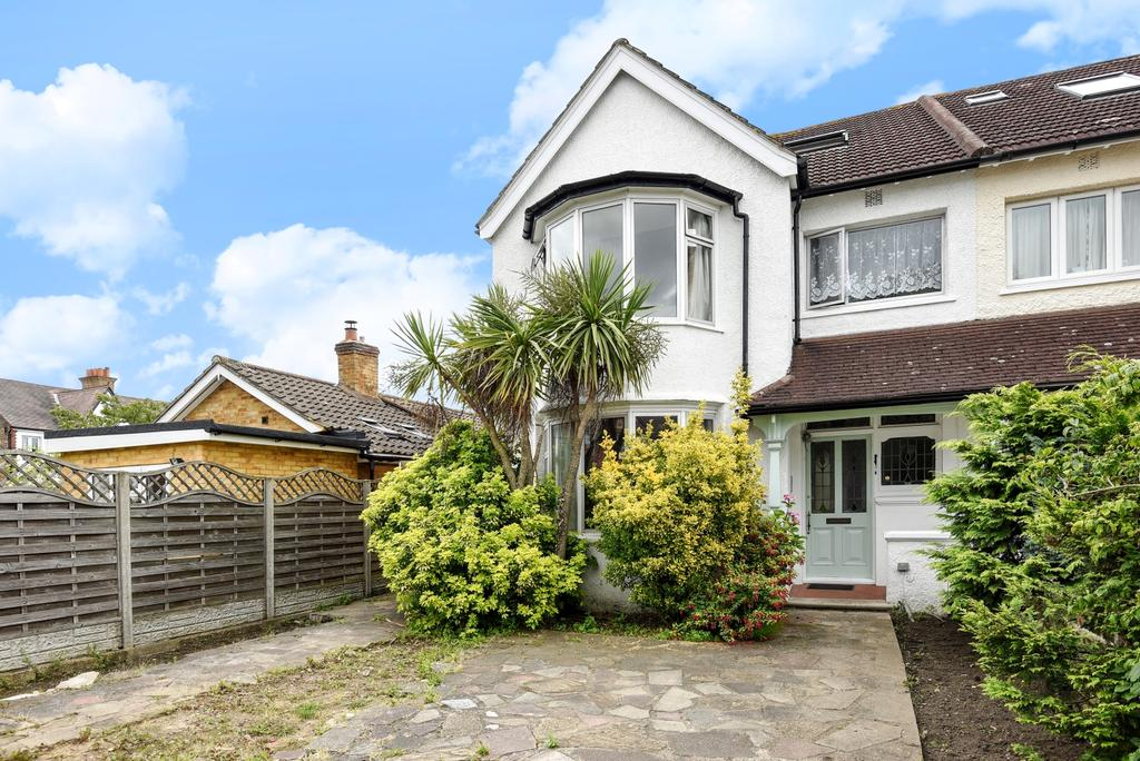 6 Bedrooms Semi Detached House for sale in St. James's Avenue Beckenham BR3