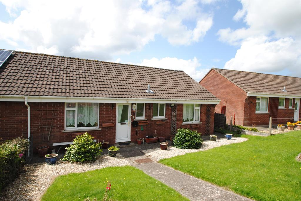 2 Bedrooms Bungalow for sale in Crowbeare Meadow, Torrington