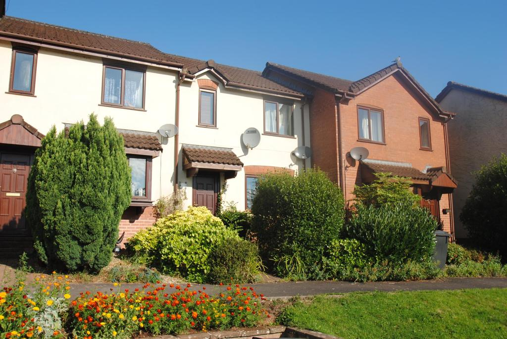 3 Bedrooms Terraced House for sale in Coopers Heights, Wiveliscombe